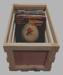 details about 45 rpm wooden vinyl record storage crate al lp record storage and display