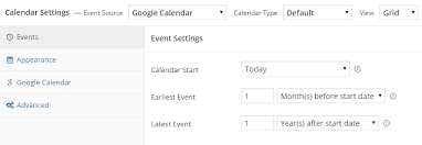 Sample Agenda Calendar Cool Simple Calendar Google Calendar Plugin WordPressorg