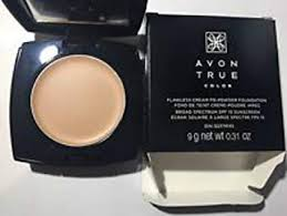 Amazon Com Avon True Color Flawless Cream To Powder Creamy