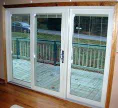 3 panel sliding patio door installation cost home depot of doors est