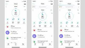 get started with the fitbit app learn