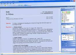 Resumemaker New Resume Maker Software 48XC Resume Builder Cover Letter Templates