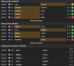 Catch all the upcoming competitions. World Football Ver Hoy Juventus Vs Napoli Live On Espn 2 And Rai With Cristiano