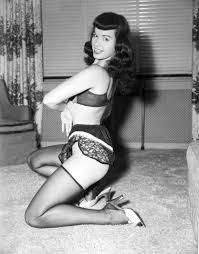 Bettie Page Nude Often Mispelt As Betty Page Nude Photos Page 1
