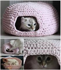Free Crochet Cat Patterns Cool Cute And Cuddle Crochet Cat Cave