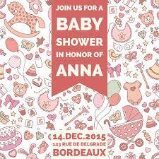 make your own baby shower invitations for adobe spark custom baby shower invite