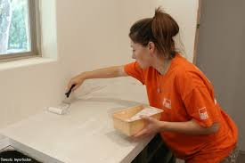 how to seal concrete countertops