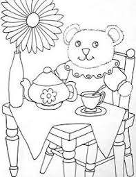 Small Picture Outline Teddy Bear Coloring Page Cut Out Allentown Pa News