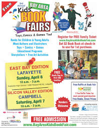 bay area kids book fair