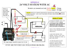 24 volt battery hookup help please walleye message central with 4 wire trolling motor plug at 4 Wire 24 Volt Trolling Motor Wiring Diagram