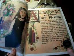 book of shadows diary charmed witch wicca