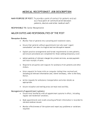 resume examples for housekeepingbest photos of veterinary resume examples for housekeepingbest photos of veterinary receptionist job description resume vet receptionist resume s receptionist lewesmr