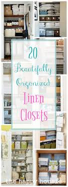 Best 25+ Linen storage ideas on Pinterest | Organize a linen ...