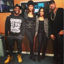 Eve Chats With The Breakfast Club  Denies Pregnancy Rumors  Talks