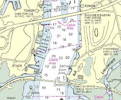Nautical Chart Numbers How To Read A Nautical Chart Knots And Boats