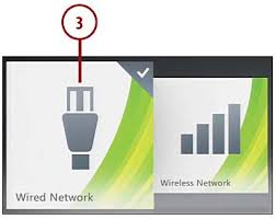 networking your xbox connecting to your home network informit on the available networks screen select wired network