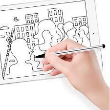 Bút cảm ứng màn hình cho iPhone / iPad / máy tính bảng / PC - Bộ 3 cái - Bút  cảm ứng