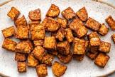 baked tempeh