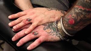 татуировка обручальное кольцо видео примеры тату вместо
