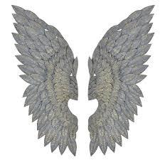 angel wings wall art gilt metal angel wings wall art feather effect free delivery angel wings