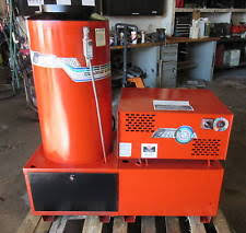 alkota business industrial used alkota 4181 stationary hot water pressure washer