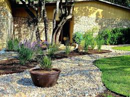 Gravel Garden Design Simple Gravel Landscaping Ideas Photos For Report Which Is Classified
