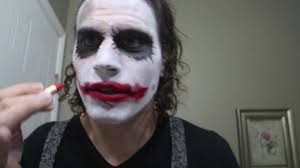 how to do jokers make up