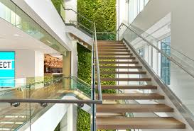 Nixon Peabody Washington DC Office Staircase
