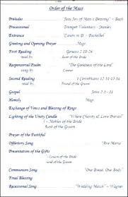 Templates For Church Programs Church Program Template Printable Wedding Word Doc Bulletin