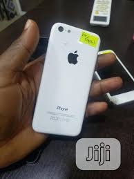 Apple iPhone 5c 16 GB White in Ikeja ...