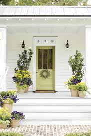 Image Composite Lime Green Lime Green Front Door Southern Living 19 Bold Colors For Your Front Door