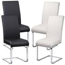 faux leather high back chairs. faux leather dining room chair modern high back\u0026chrome legs office chairs. previous back chairs