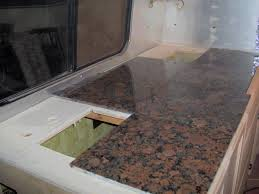 Granite Tile Kitchen Counter Granite Tiles For Countertop