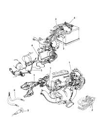1999 chrysler 300m wiring engine related parts diagram 00i56331
