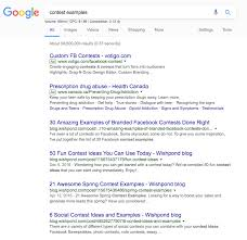 essential tools we ve used to build a successful startup from  for example here s what pops up when you type contest examples into google