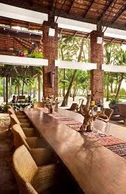 interior design architecture inside the larger than life beach house in alibag near mumbai