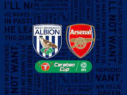 Ticket details for Carabao Cup clash ...