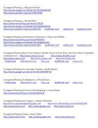 Companion Planting Chart Uk Companion Planting Chart Growveg