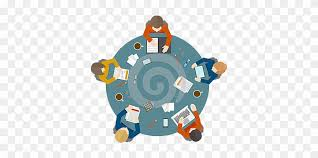 table shapes round table meeting png 1095990