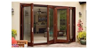 Image Sliding Patio Jeldwen Bi Folding Patio Door Residential Products Online What To Know About Sliding And Bifolding Patio Doors Rpo