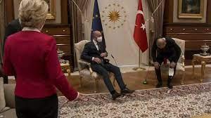Un affront infligé en Turquie à Ursula von der Leyen provoque la colère de  Bruxelles