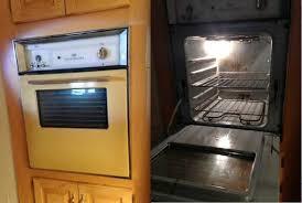 vintage frigidaire wall oven 60 monona
