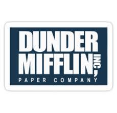 Dunder mifflin Logos