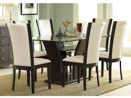 full size of black glass dining room table with 6 chairs round tables for sets stylish