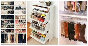 how to organize small bedroom shoe storage thegoodstuff