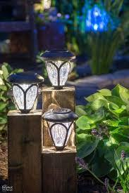best solar patio lights ideas on garden lighting large outdoor lanterns table