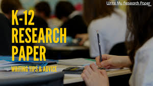 k research paper writing  k 12 research paper tips