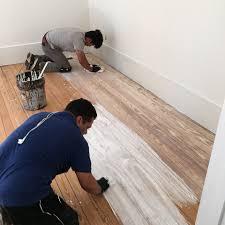 how to whitewash hardwood wood flooring 1