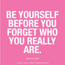 Quote About Yourself