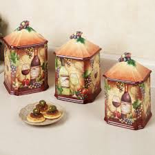 Designer Kitchen Canister Sets Wine Themed Kitchen Accessories Google Search Ideas For My